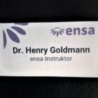 ensa – Instruktor: Dein Speed Coach ist jetzt Kursleiter von Erste-Hilfe-Kursen für psychische Gesundheit !